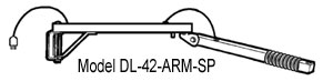Model DL-42-ARM-SP