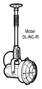 Model DL-INC-IR