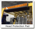 Forklift Operator Head Protection Pad