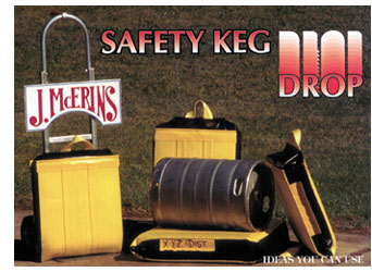 Safety Keg Drop