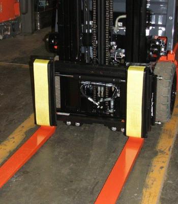 Protective Fork Back Pads Forklift Pads J Mcerins