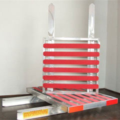 Pallet Dock Safety Platform