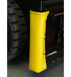 TuffMax Forklift Load Backrest Side Shift