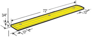 Save-T® Speed Bumps